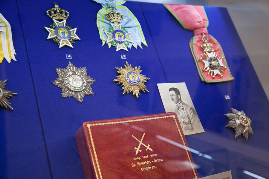 Экспонаты Таллинского музея рыцарских орденов