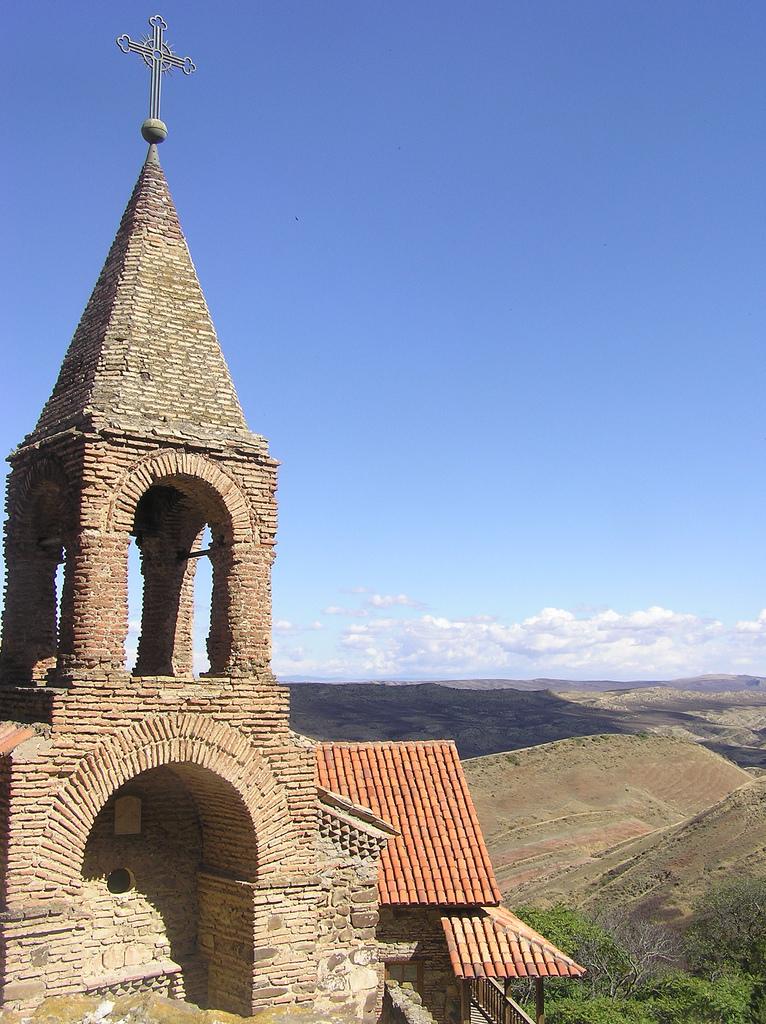 Давидо-Гареджийский монастырь, башня