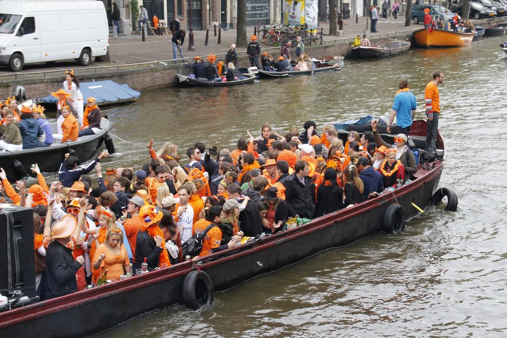 Национальный праздник в Нидерландах