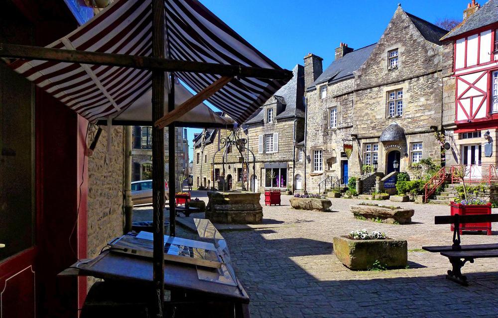 Práca Zoznamka striedance Bretagne