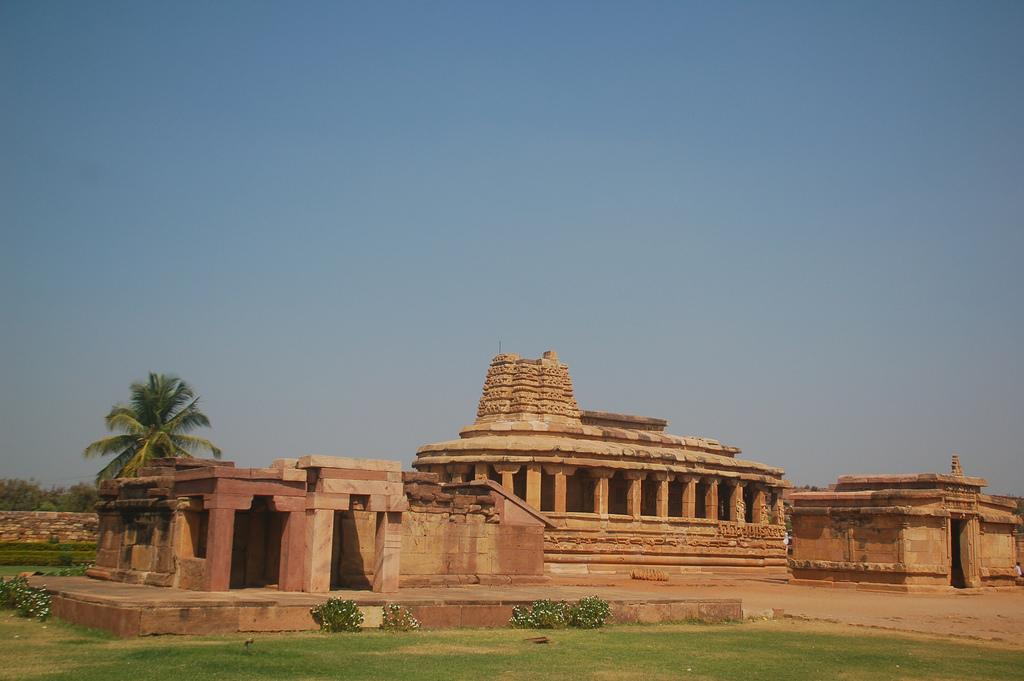 Храм Дурга, Айхоле, Карнатака