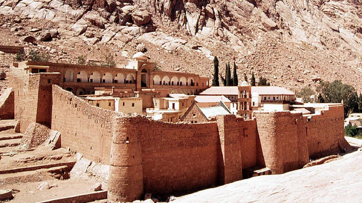 Монастырь Святой Великомученицы Екатерины