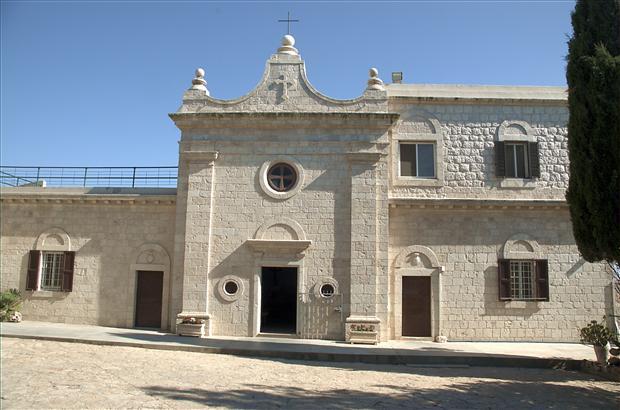 Монастырь Carmel в Хайфе.jpg