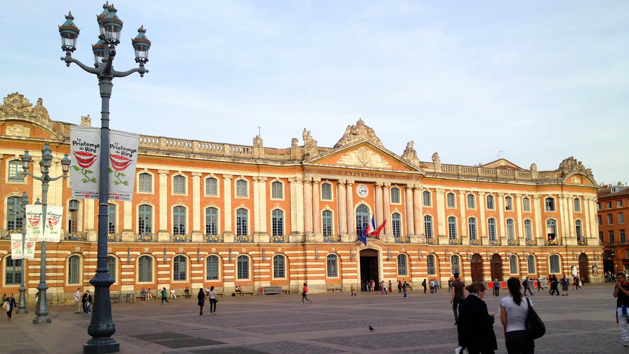 Тулузская ратуша (Капитолий Тулузы)