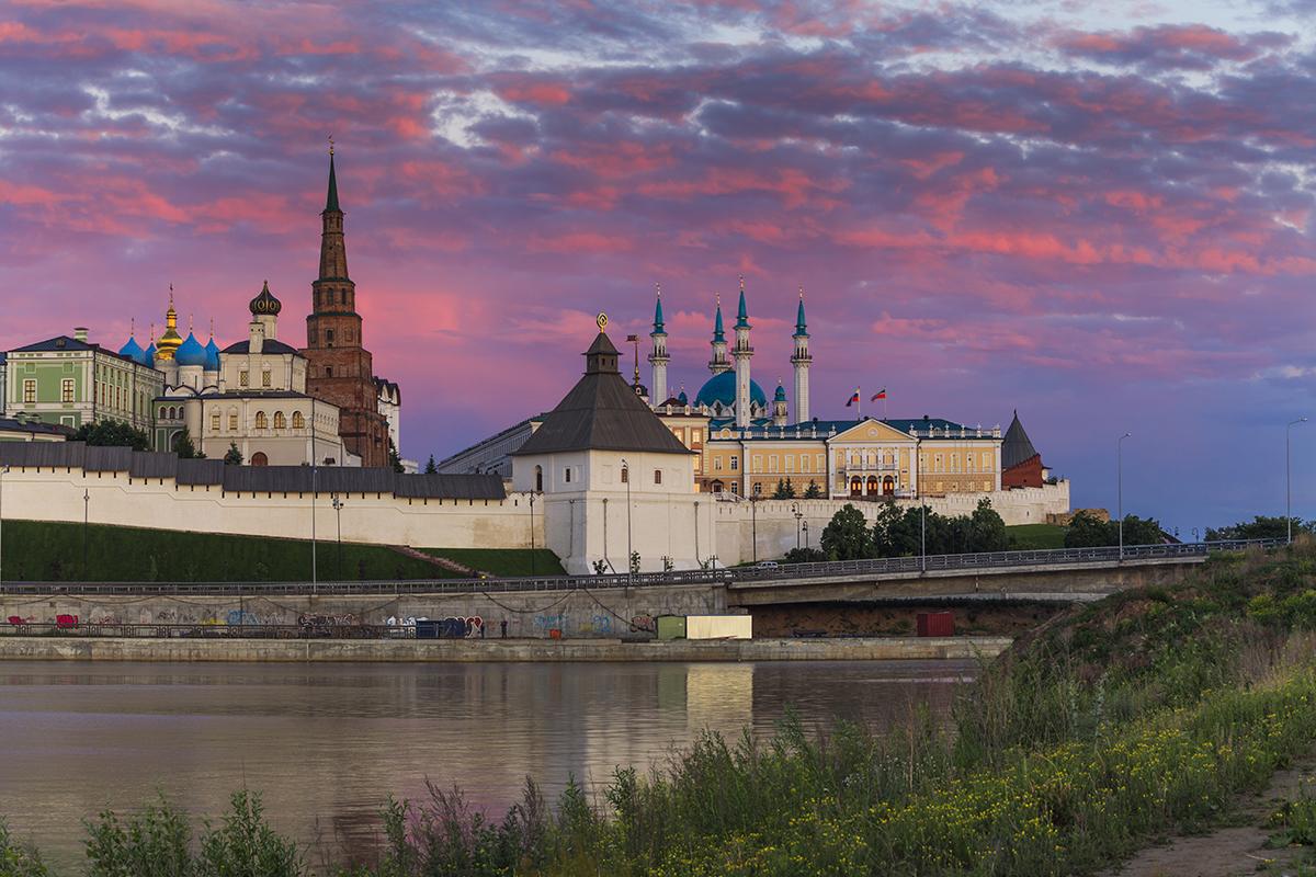 Музей-заповедник Казанский кремль в городе контрастов