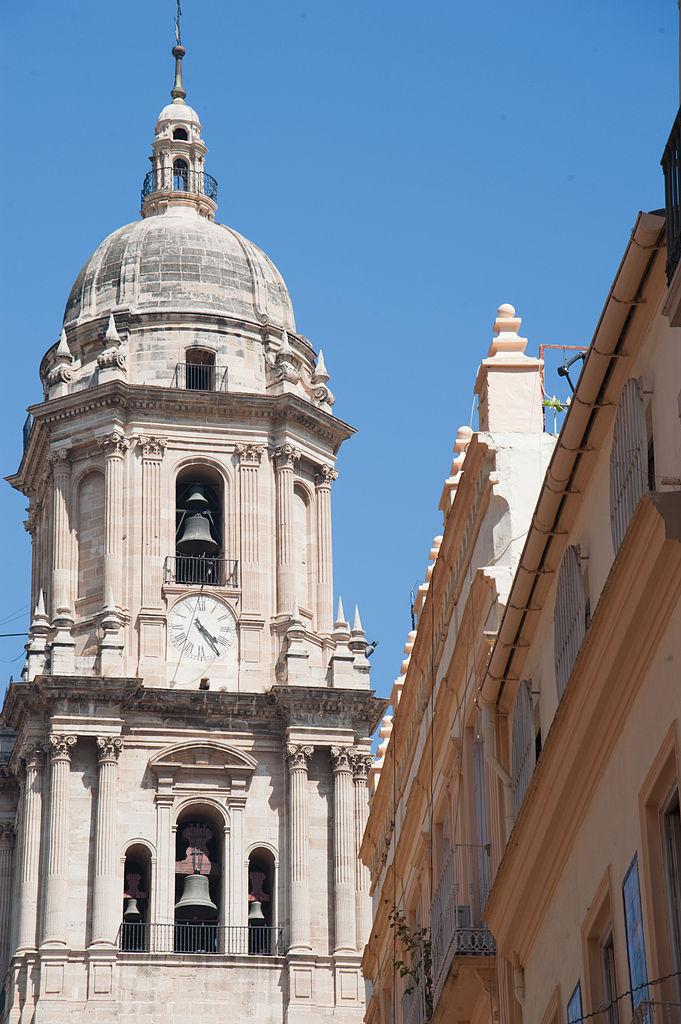Кафедральный собор Малаги, колокольня