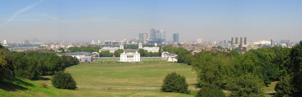 Парк Гринвича, Лондон