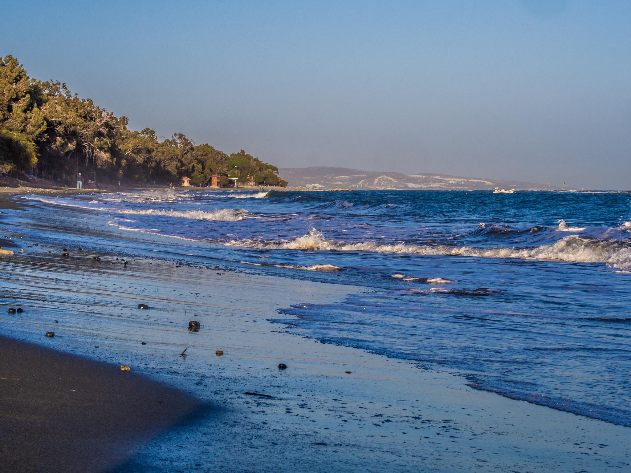 Пляж «Дасуди» в Лимассоле