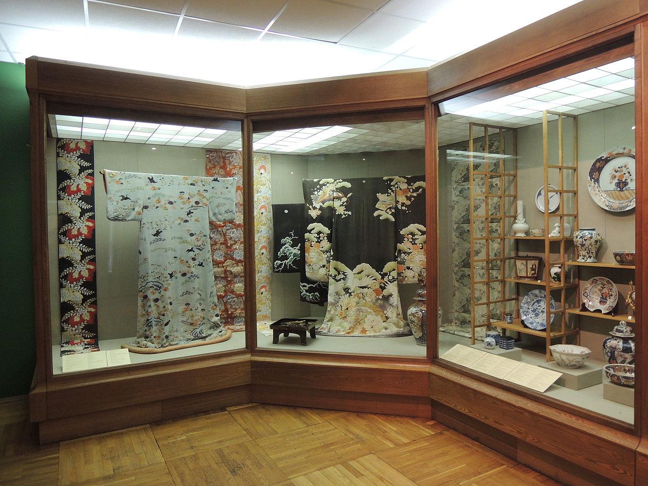 Государственный музей искусства народов Востока, японская коллекция