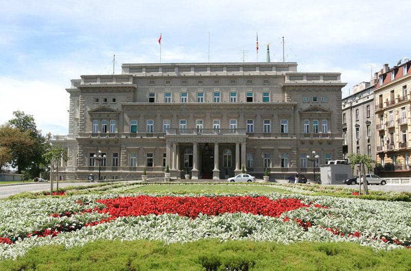 Старый дворец в Белграде