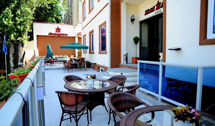 7 недорогих отелей в Тбилиси Hotel Sanapiro Tbilisi 2.jpg