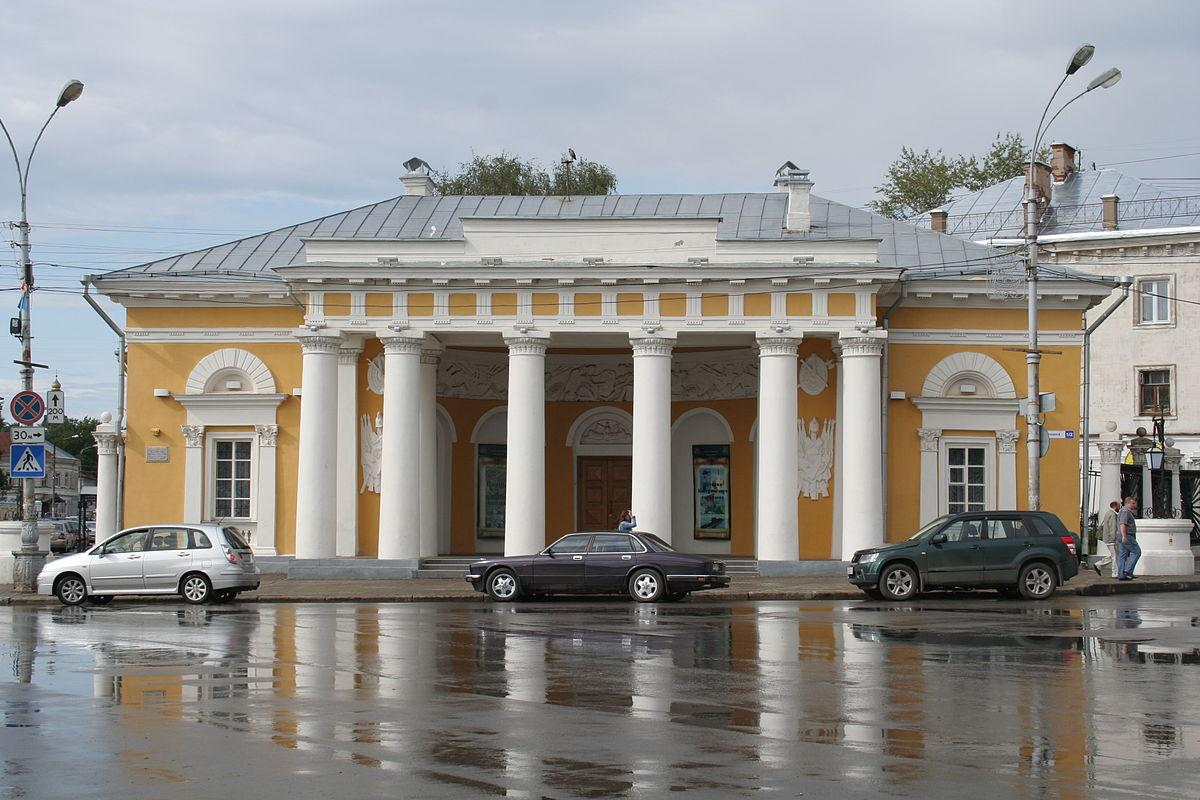 Гауптвахта, Кострома
