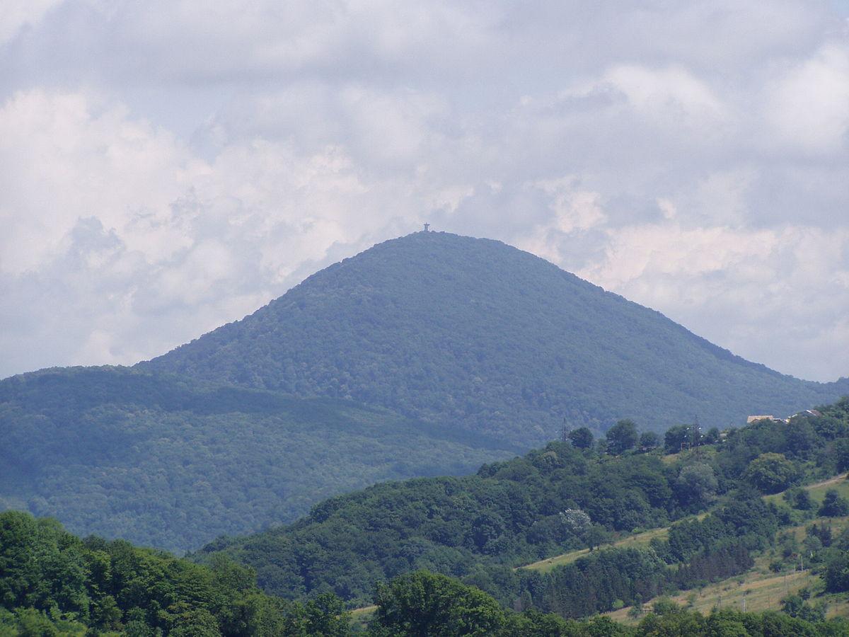 Гора Большой Ахун