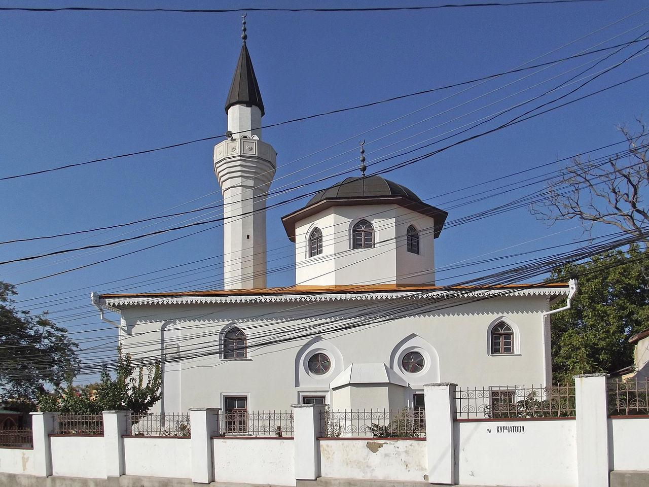 Мечеть Кебир-Джами, Симферополь