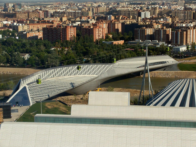 Мост-павильон Захи Хадид