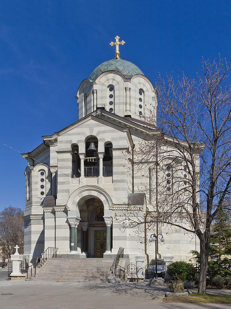 Собор Святого Равноапостольного князя Владимира в Севастополе