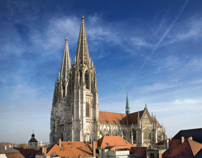 Кафедральный собор святого Петра, Регенсбург