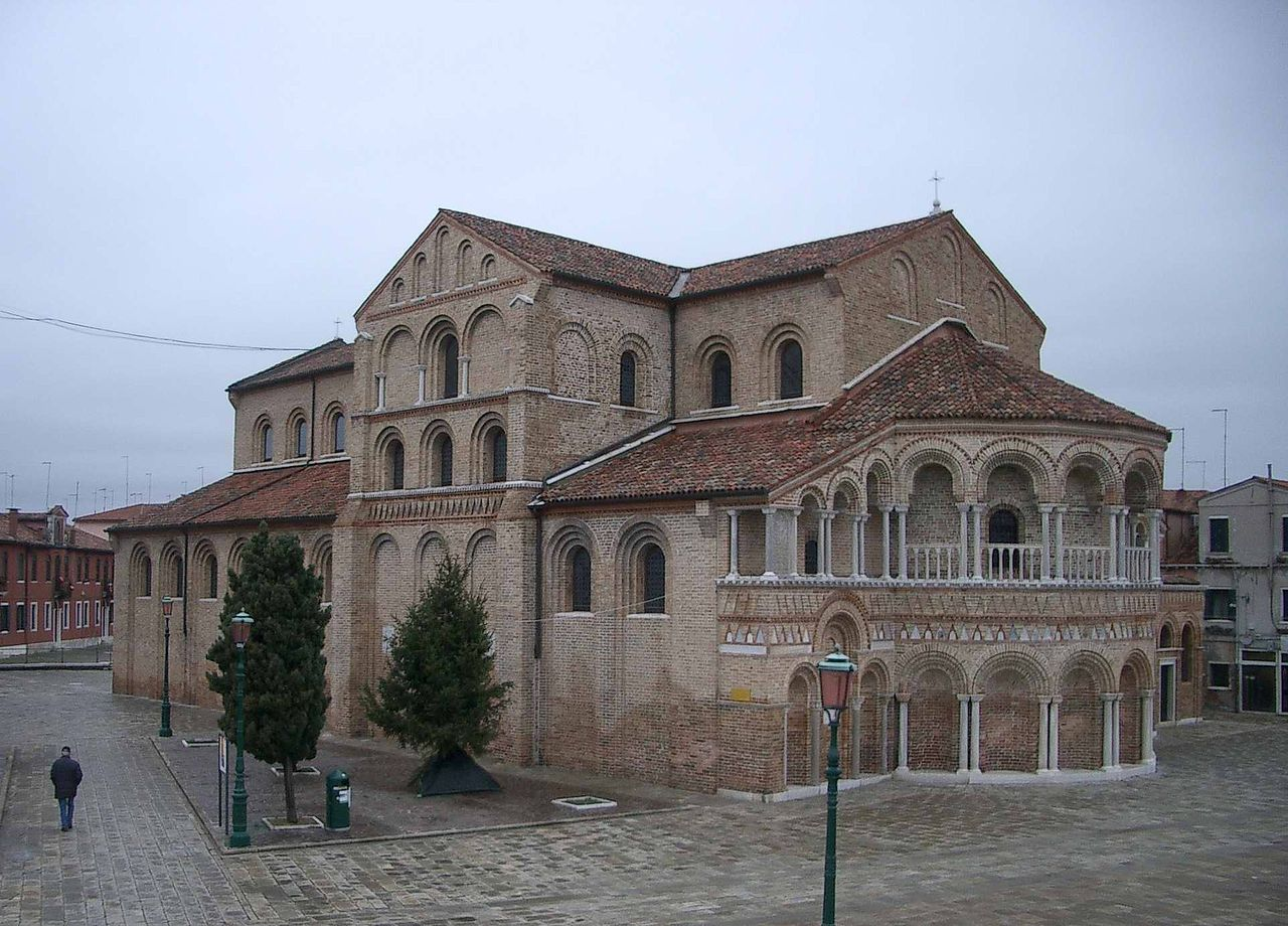 Мурано, собор Санти-Мария э Донато