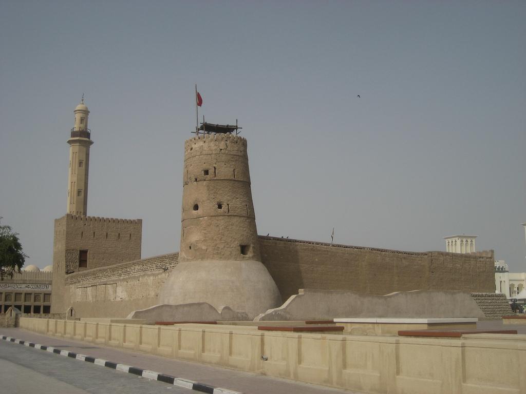 Форт Аль-Фахиди, старейшая постройка Дубая