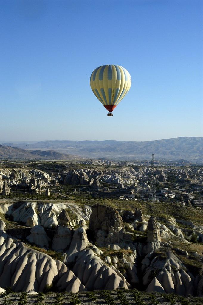 Воздушный шар над Каппадокией.jpg