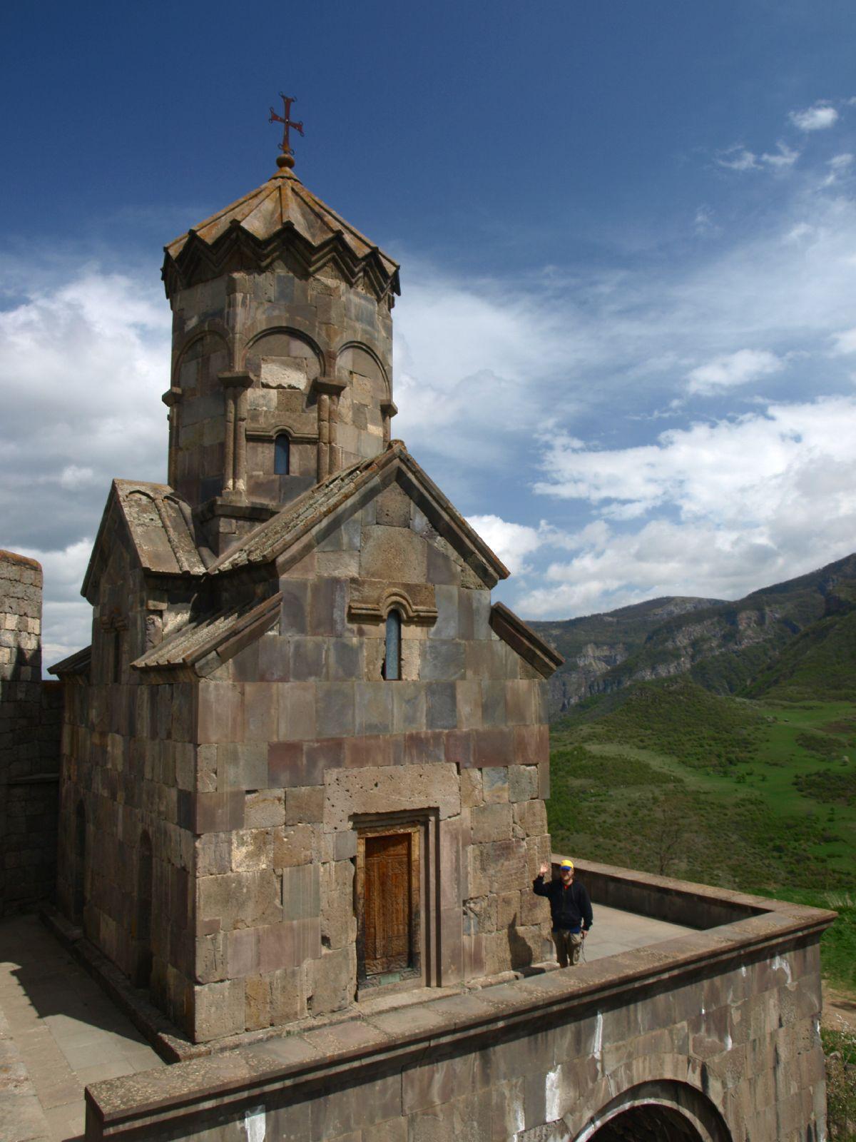 Монастырь Татев, одна из церквей