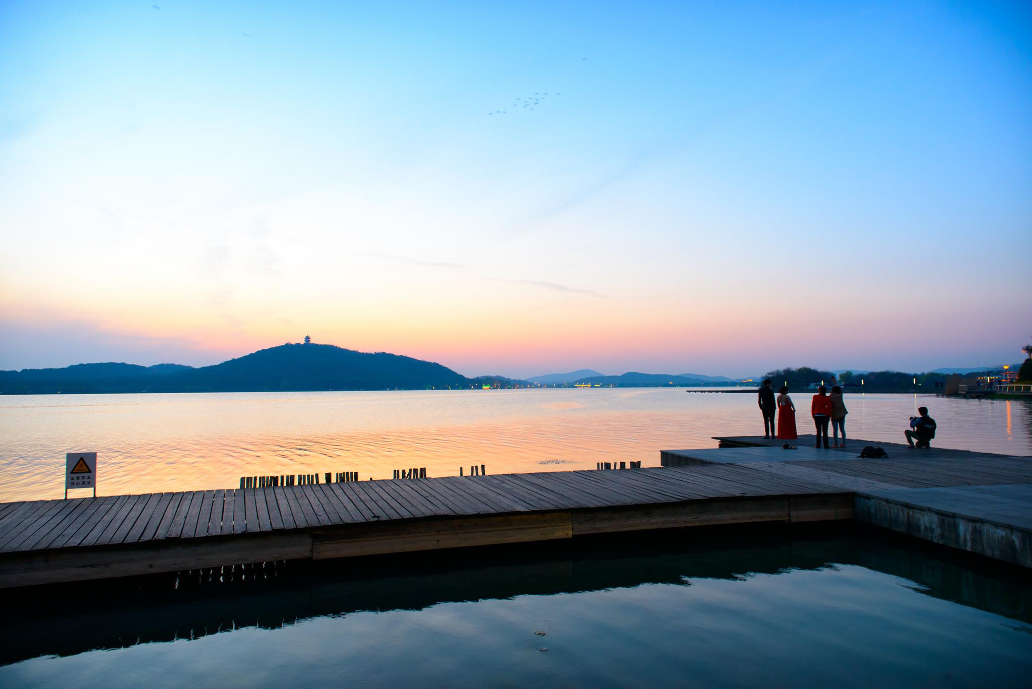 Озеро Тайху, Китай