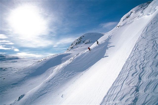 Пейжаж, Хемседал, Норвегия.jpg