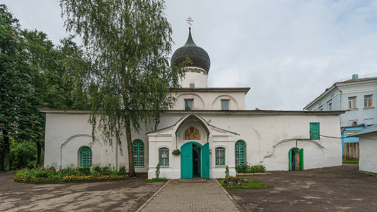 Церковь Михаила Архангела с Городца