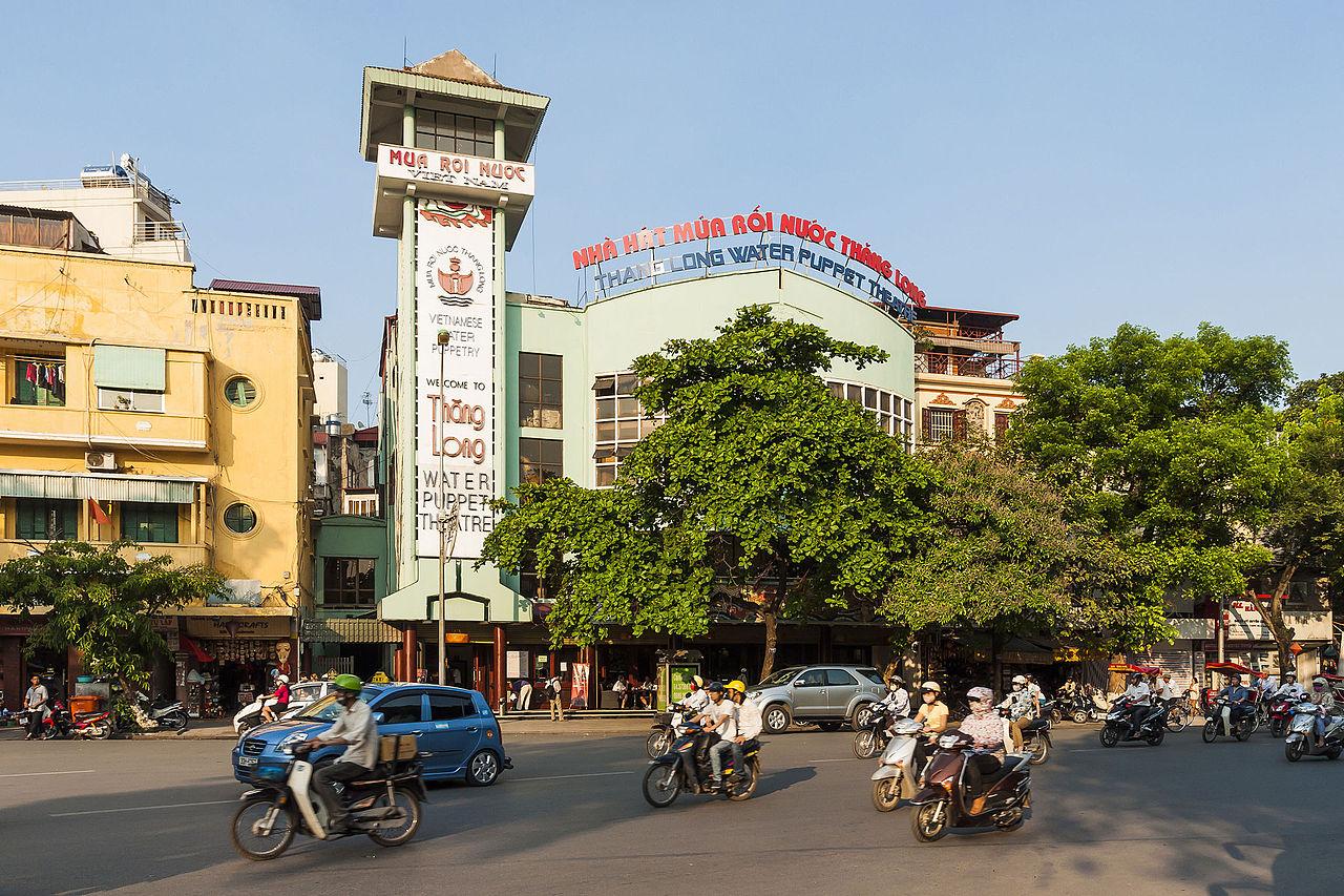 Вьетнамский кукольный театр на воде, Ханой