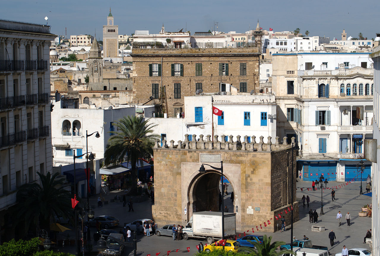Медина города Тунис