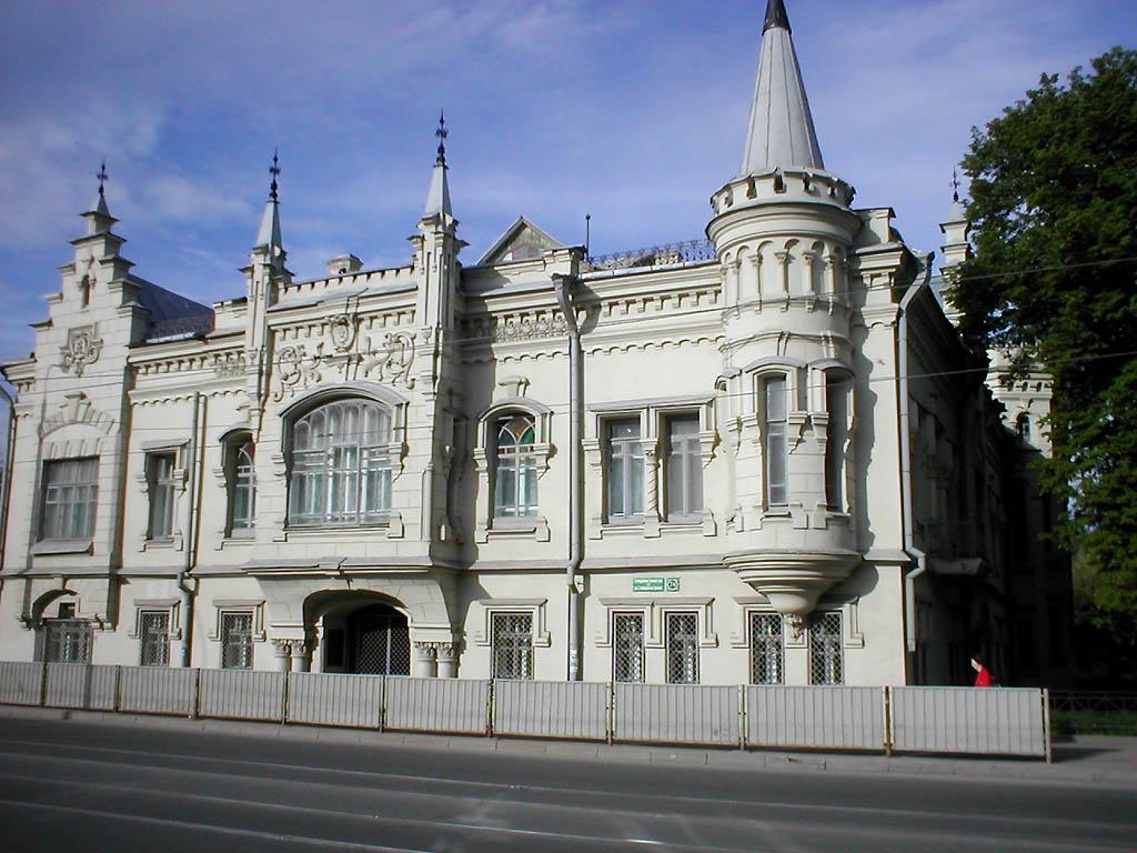 Музей Тукая (Дом Шамиля)