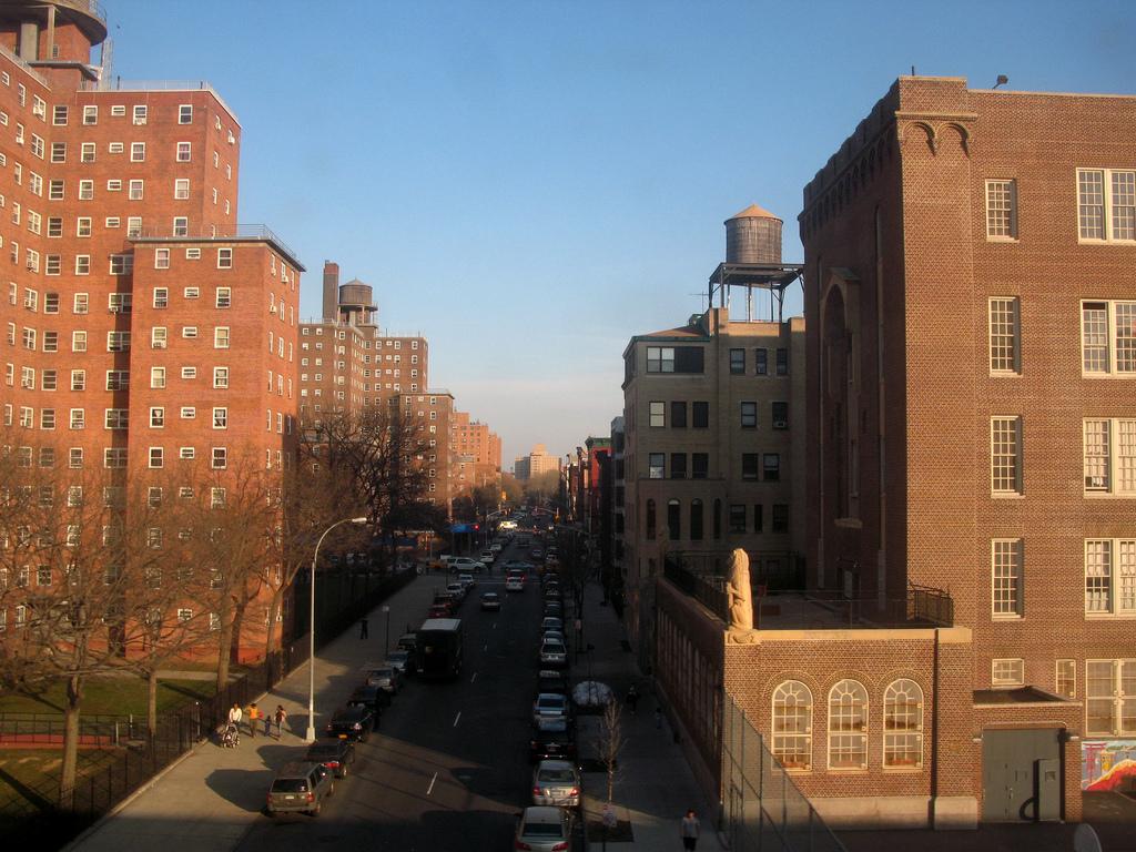 Район Гарлем, Нью-Йорк