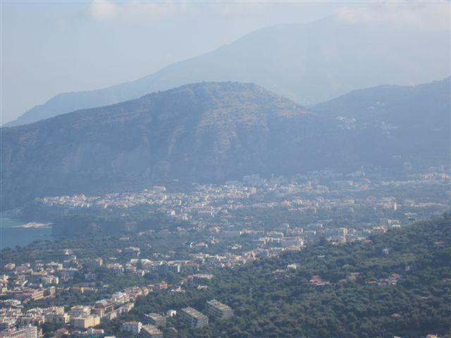 Город Сорренто, Италия