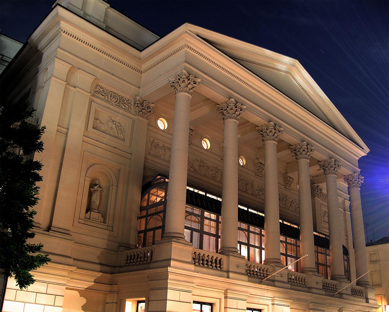 Ковент-гарден, Королевская опера