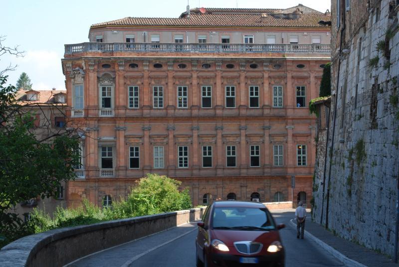 Университет иностранцев в Перудже