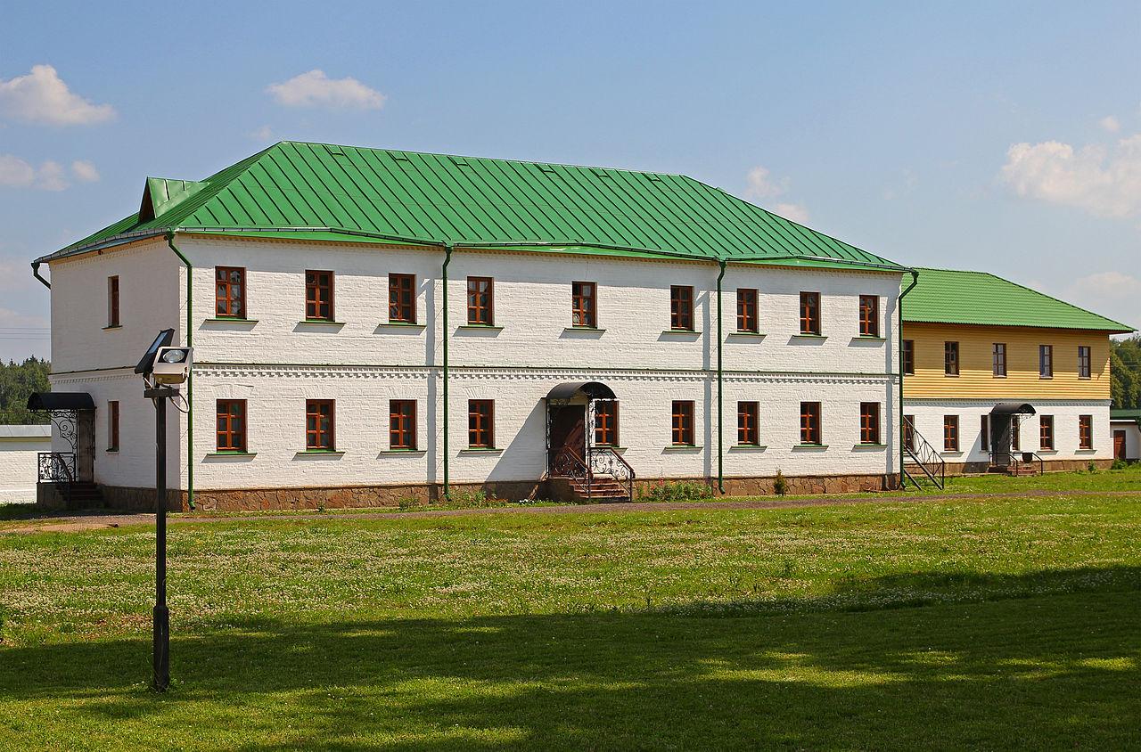 Аносин Борисоглебский монастырь, келейный корпус
