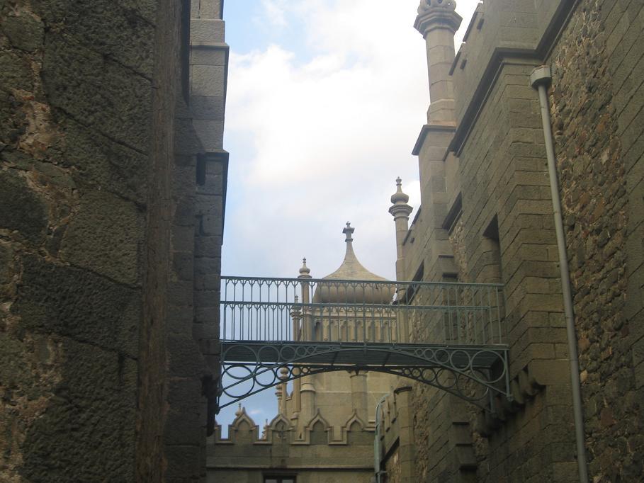 Архитектура Воронцовского дворца,Алупка