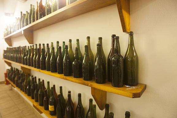 Бутылки, Музей пивоварения «Остравар»