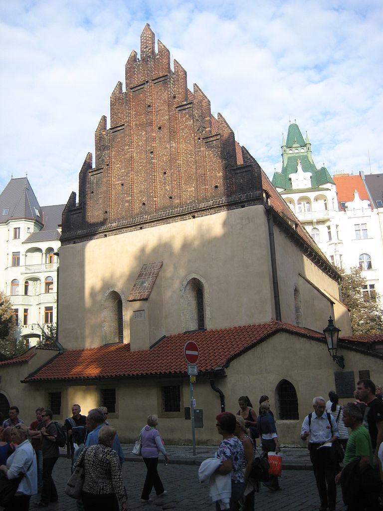 Йозефов, Староновая синагога