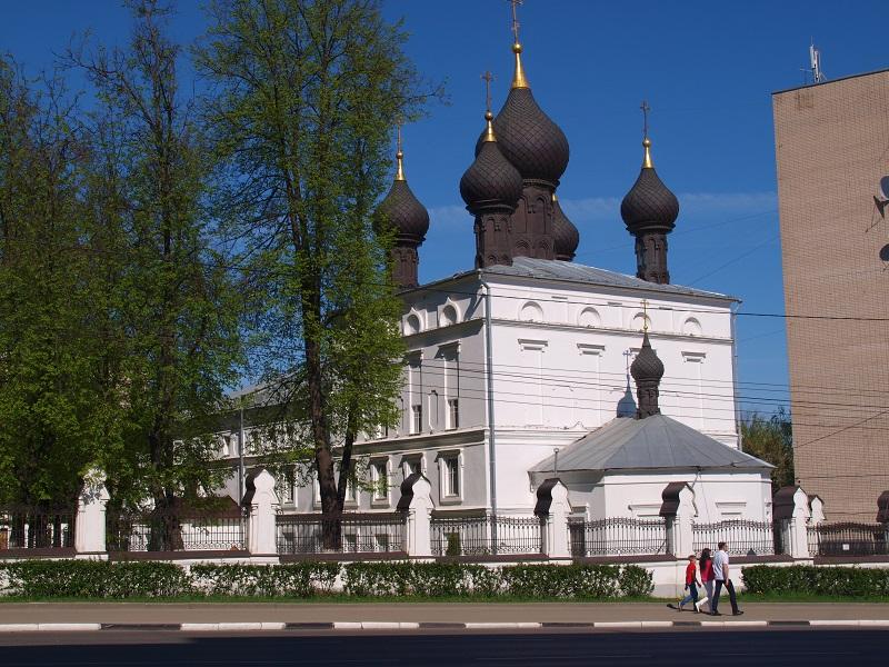 Казанская церковь в Иванове
