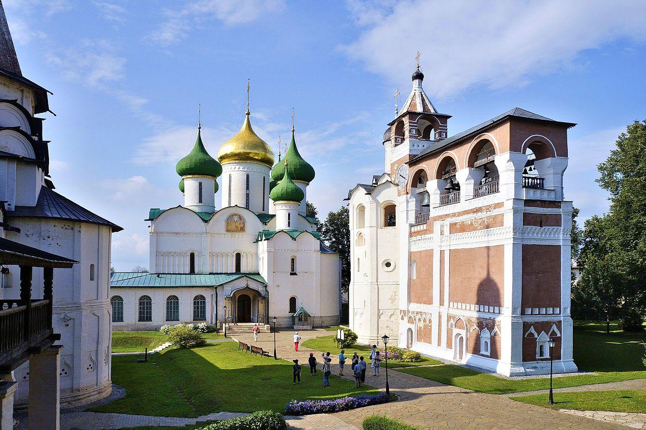 Image result for спасо-евфимиевский монастырь суздаль