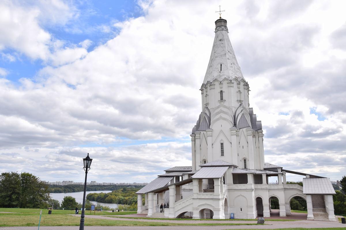 Церковь Вознесения – уникальное сооружение в Коломенском