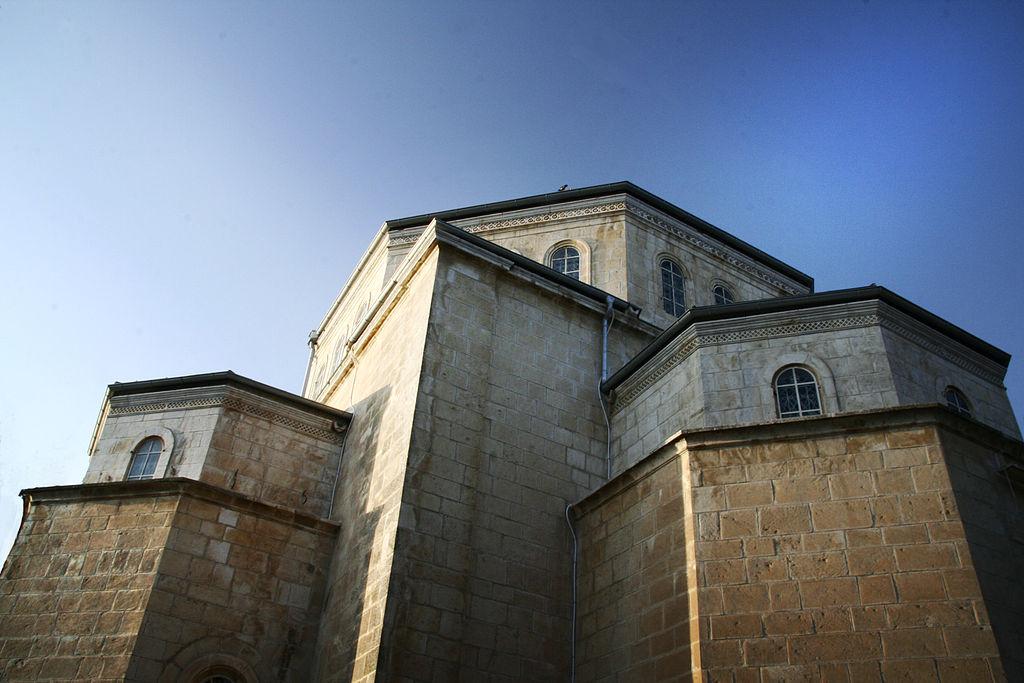 Елеонский Спасо-Вознесенский монастырь, Иерусалим, Израиль