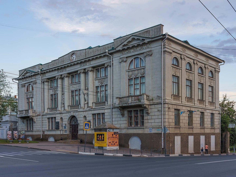 Музей промышленности и искусства в Иваново