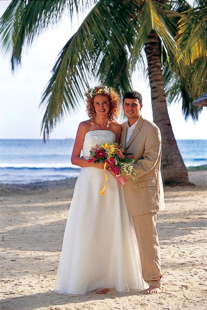 Свадьба, Сент-Люсия