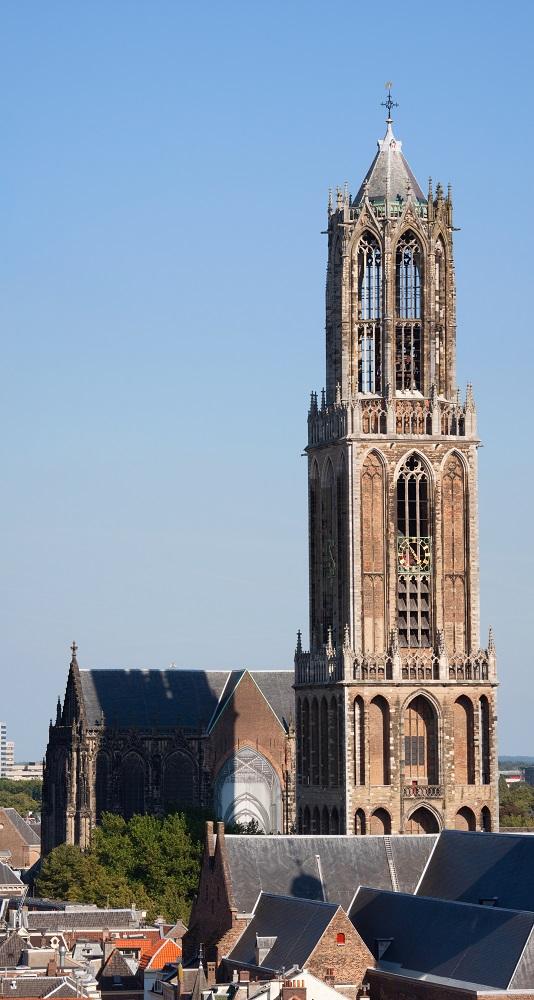 Утрехт, Нидерланды — все о городе с фото