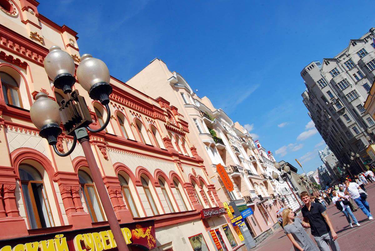 онлайн карта москвы с улицами и домами подробно смотреть