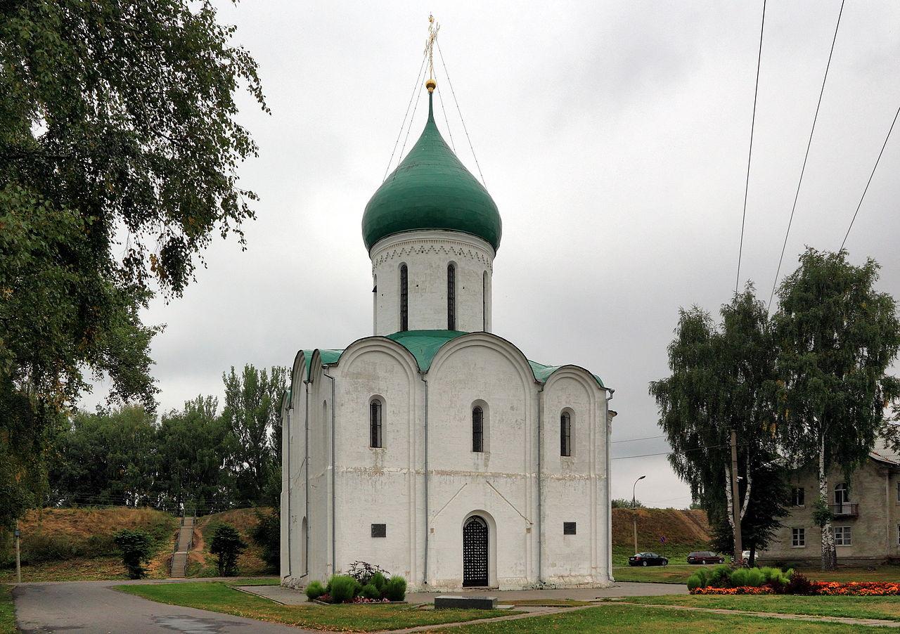 Кремль Переславля-Залесского, Спасо-Преображенский собор