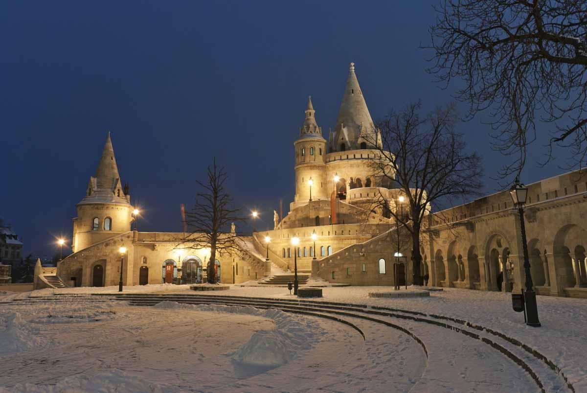 Туры в Будапешт на Новый год — только лучшие предложения