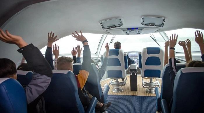 Фото: «Пролетая над городом»